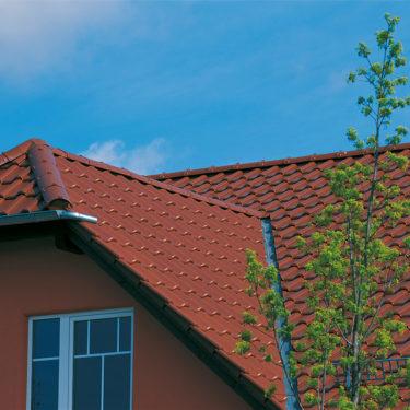 povrchová úprava střechy