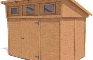 domky na nářadí