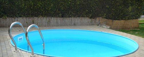 stavba bazénů