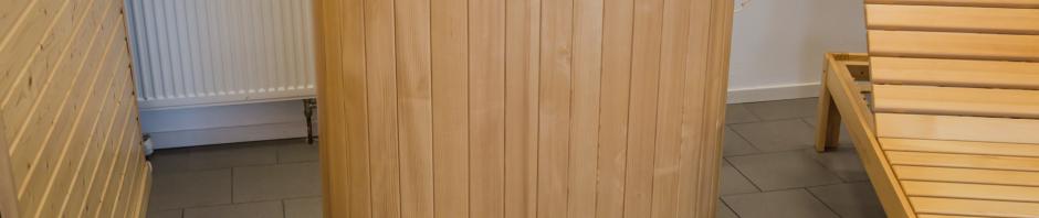 Venkovní sauna