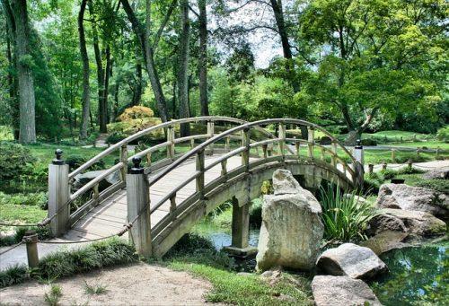 fotogalerie okrasných zahrad