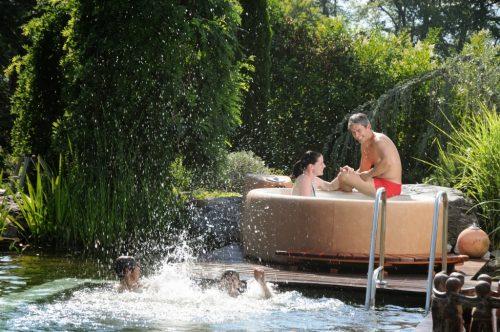 vířivé bazény